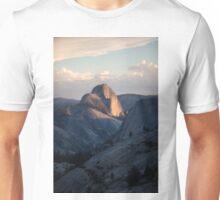 Half Dome at Yosemite National Park Unisex T-Shirt