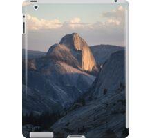 Half Dome at Yosemite National Park iPad Case/Skin
