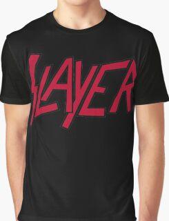 Slayer logo Graphic T-Shirt