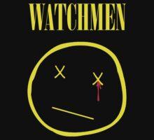 watchmen by sashakeen
