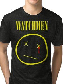 watchmen Tri-blend T-Shirt