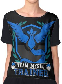 Team Mystic - Pokemon Go Chiffon Top