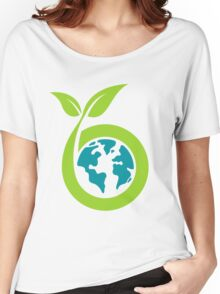 Save our home!! Women's Relaxed Fit T-Shirt