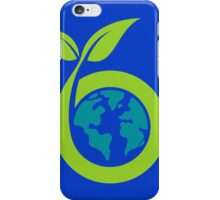 Save our home!! iPhone Case/Skin