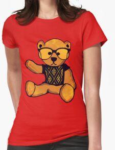 Geek Bear Womens Fitted T-Shirt