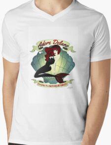 "Adore Delano ""I'm a fucking mermaid"" Mens V-Neck T-Shirt"