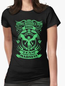 Join Team Madness Womens Fitted T-Shirt