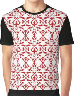 Red Seamless wallpaper  Graphic T-Shirt