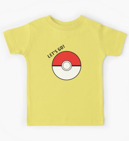Pokemon Go! Kids Tee