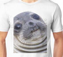 The Awkward Seal Unisex T-Shirt