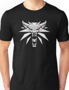 The White Wolf - The Witcher t-shirt / Phone case / Mug 2 Unisex T-Shirt