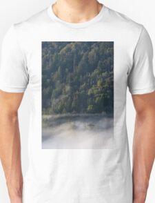 Big Sur forest Sunrise Unisex T-Shirt