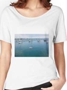 Monterey Bay Row Boat Women's Relaxed Fit T-Shirt