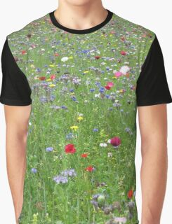 Meadow near Loppi Graphic T-Shirt