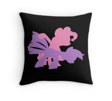 Say Hello to My Little Pony Throw Pillow