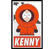 (CARTOON) Kenny Photographic Print