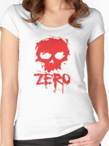 Zero Women's Fitted Scoop T-Shirt