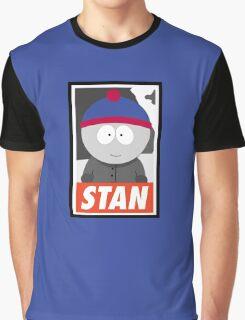 (CARTOON) Stan Graphic T-Shirt