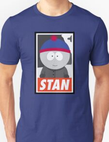 (CARTOON) Stan Unisex T-Shirt