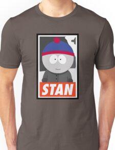 (CARTOON) Stan Unisex T-Shirt