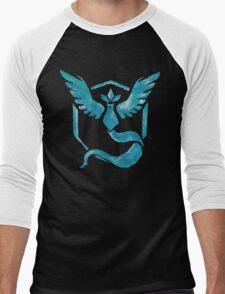 Mystic (black) Men's Baseball ¾ T-Shirt