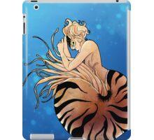 Chambered Nautilus Mermaid iPad Case/Skin