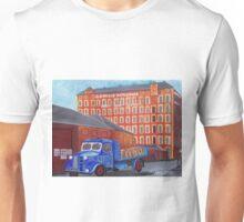 Gourock Ropeworks, Vintage Auston Lorry, Old Port Glasgow Unisex T-Shirt