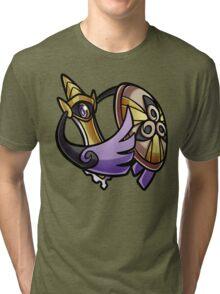 Aegislash Tri-blend T-Shirt