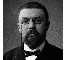 Henri Poincaré Photographic Print