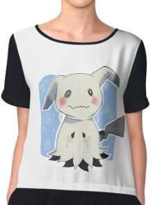 Sad Mimikkyu - Pokemon Chiffon Top