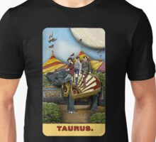 Taurus - from The Midway Arcana Unisex T-Shirt