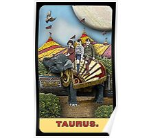 Taurus - from The Midway Arcana Poster