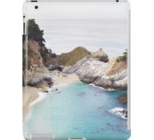McWay Falls, Big Sur iPad Case/Skin
