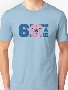 6 Seasons and a Movie T-Shirt