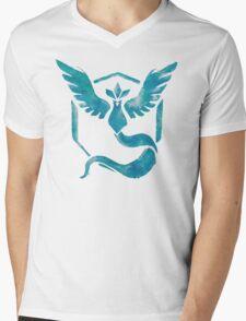 Mystic (white)  Mens V-Neck T-Shirt
