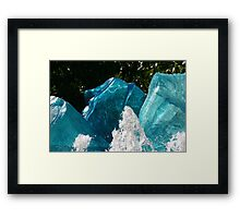 Chihuly Ice 2 Framed Print