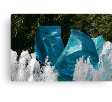 Chihuly Ice 3 Canvas Print