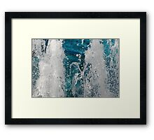 Chihuly Ice 4 Framed Print