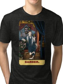 Cancer - from The Midway Arcana Tri-blend T-Shirt