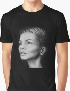Empowered Woman Graphic T-Shirt