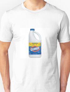 Clorox bleach Unisex T-Shirt