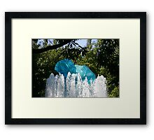 Chihuly Ice 5 Framed Print