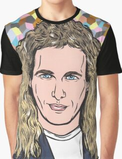 Michael Bolton Graphic T-Shirt