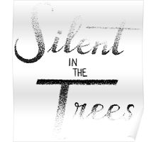 Silent in the Trees Poster