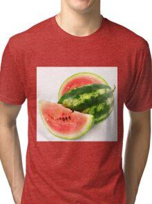 watermelon Tri-blend T-Shirt