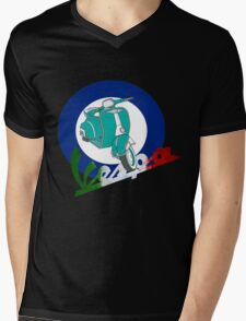 My Vespa Mens V-Neck T-Shirt