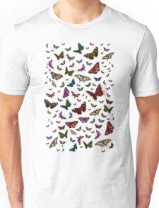 Beautiful Butterflies Unisex T-Shirt