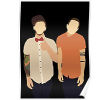 Tyler and Josh Poster