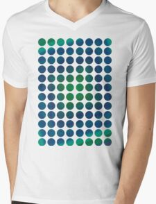 Pattern #3 Mens V-Neck T-Shirt