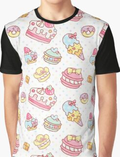 Desserts! Graphic T-Shirt